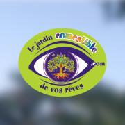 Nouveau logo avec le mot comestible